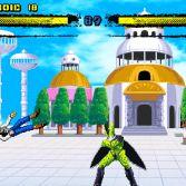 Dragon Ball Z Super Butouden MUGEN - Android 18 vs Cell
