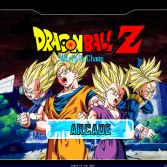 Dragon Ball Z World in Chaos - Title screen