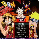 D.O.N. Battle Stadium - Title screen
