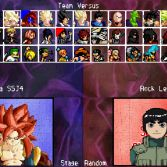 D.O.N Battle Stadium - Character select