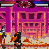 D.O.N Battle Stadium - Vegeta vs Itachi