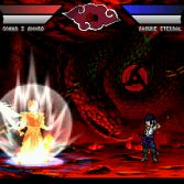 D.O.N Battle Stadium - Gohan vs Sasuke