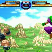 Dragon Ball Z Retro Battle X3  - Nappa vs Piccolo