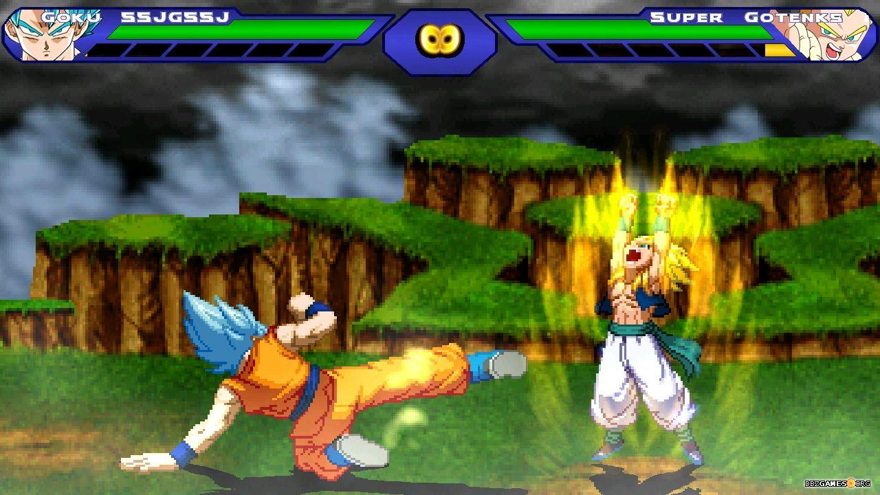Download Dragon Ball Mugen Games