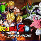 Dragon Ball Mugen 2016 - Title screen