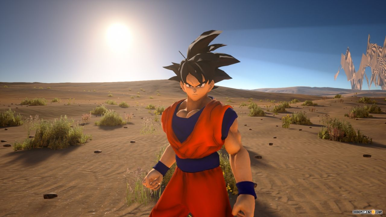 Dragon Ball Unreal - Download - DBZGames org