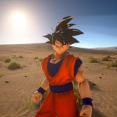 Dragon Ball Unreal - Goku