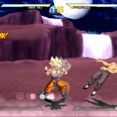 Dragon Ball Z vs Street Fighter III - Goku vs Fei Long