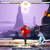Dragon Ball Z vs Street Fighter III - Frieza vs Bison