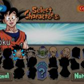 Dragon Ball Z Budokai - In game screenshot