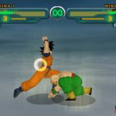 Dragon Ball Z Budokai - In game screenshot