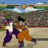 Dragon Ball Z Budokai 2 - In game screenshot