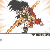 Dragon Ball Z Legendary Super Warriors - In game screenshot