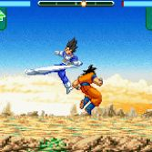 Dragon Ball Z Supersonic Warriors - In game screenshot