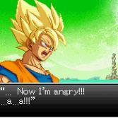Dragon Ball Z Supersonic Warriors - In game screenshot