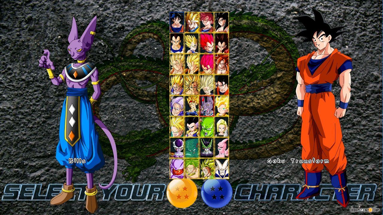 Dragon Ball Z New Final Bout - Download - DBZGames org