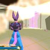 Dragon Ball Z Battle of ZEQ2 - In game screenshot