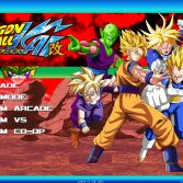 Dragon Ball Kai Mugen - In game screenshot