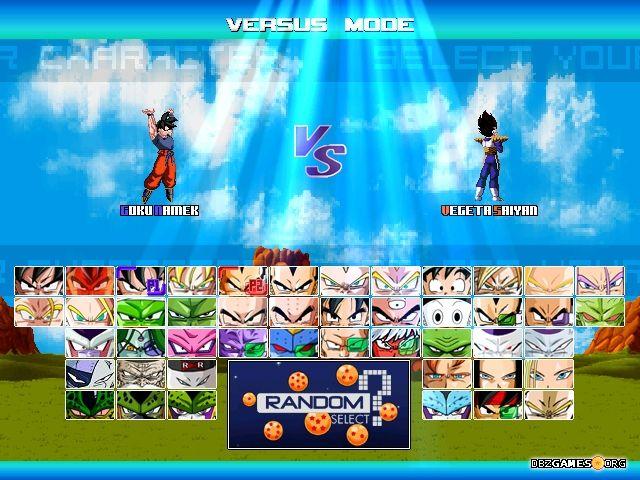 Dragon Ball Kai Mugen Download Dbzgames Org