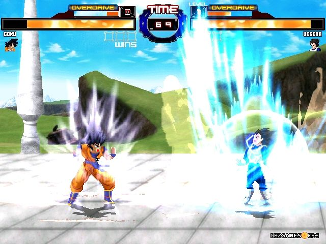 Dragon Ball Kai Mugen - Download - DBZGames.org