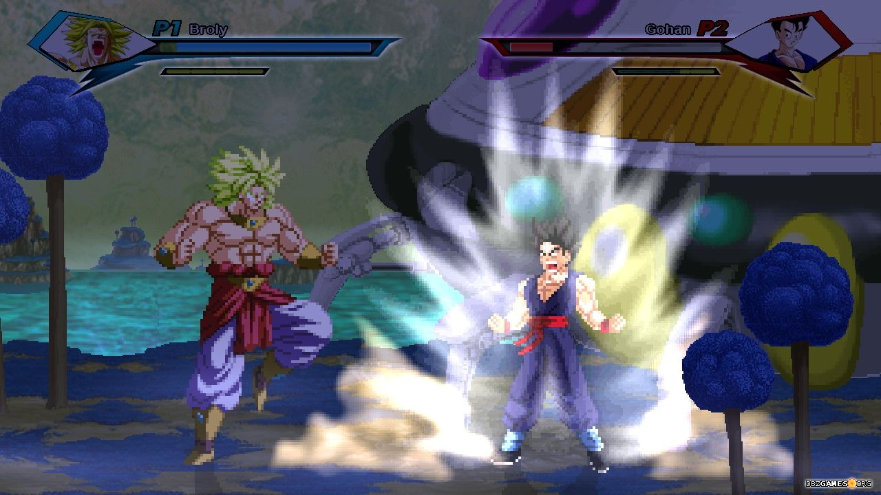 Dragon Ball Z Extreme Mugen - Download - DBZGames org