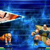 Dragon Ball Z Fury Budokai - In game screenshot