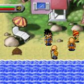 Dragon Ball Z The Legacy of Goku - In game screenshot