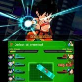 Dragon Ball Fusions - In game screenshot