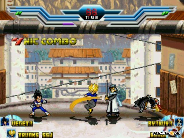 Jump Super Stars Smash Bros - Download - DBZGames org