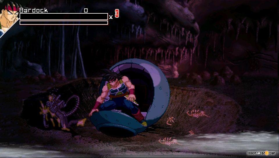 Dragon Ball Z Attack of the Saiyans OpenBOR - Screenshots, images