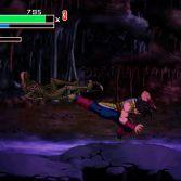 Dragon Ball Z Attack of the Saiyans OpenBOR - In game screenshot