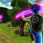 Dragon Ball Xenoverse 2 - Divine Lasso