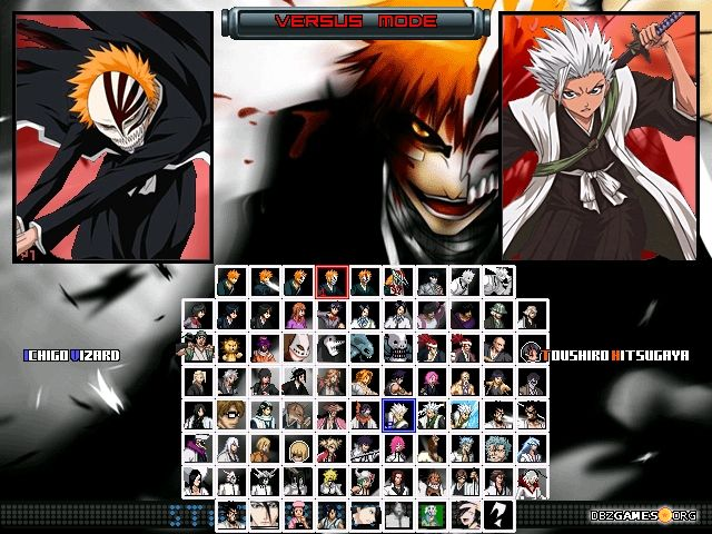 Bleach chibi mugen characters download