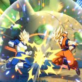 Dragon Ball FighterZ - Goku vs Vegeta