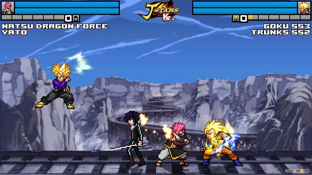 J-Stars Victory VS Mugen - Download - DBZGames org