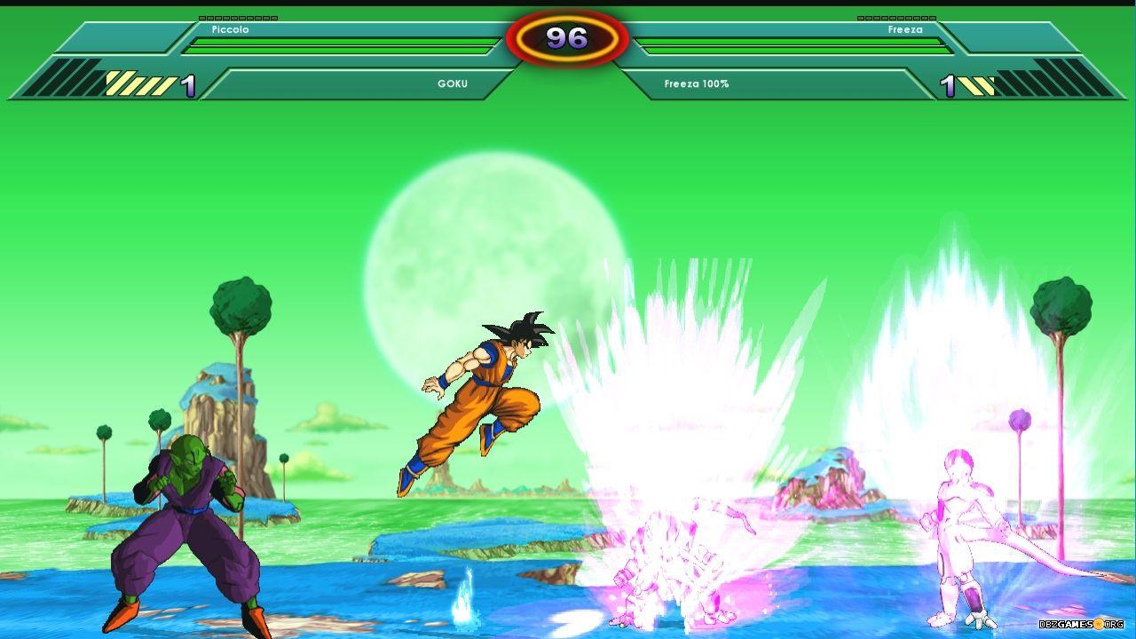 Dragon Ball Z Mugen Budokai - Download - DBZGames org