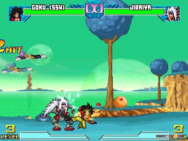 Dragon Ball x Naruto Storm Budokai Mugen - Download - DBZGames org