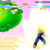 Dragon Ball Z Legacy Battle Sparking - Screenshot