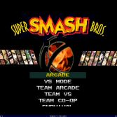 Smash Bros Mugen - Screenshot