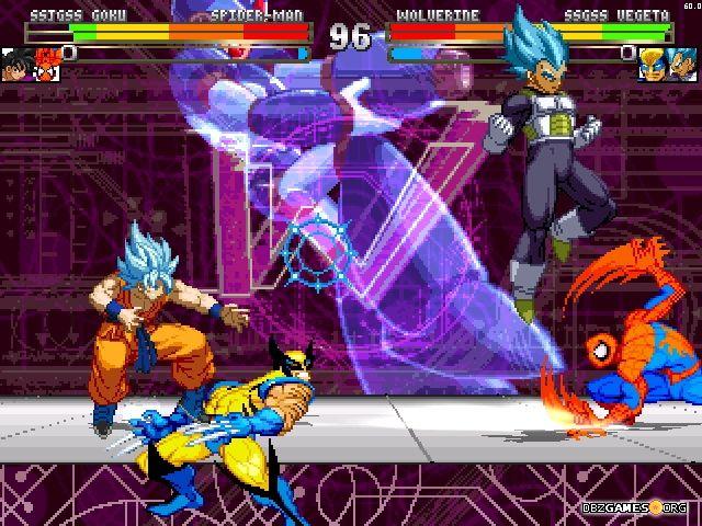 Mugen Smash Mod Characters