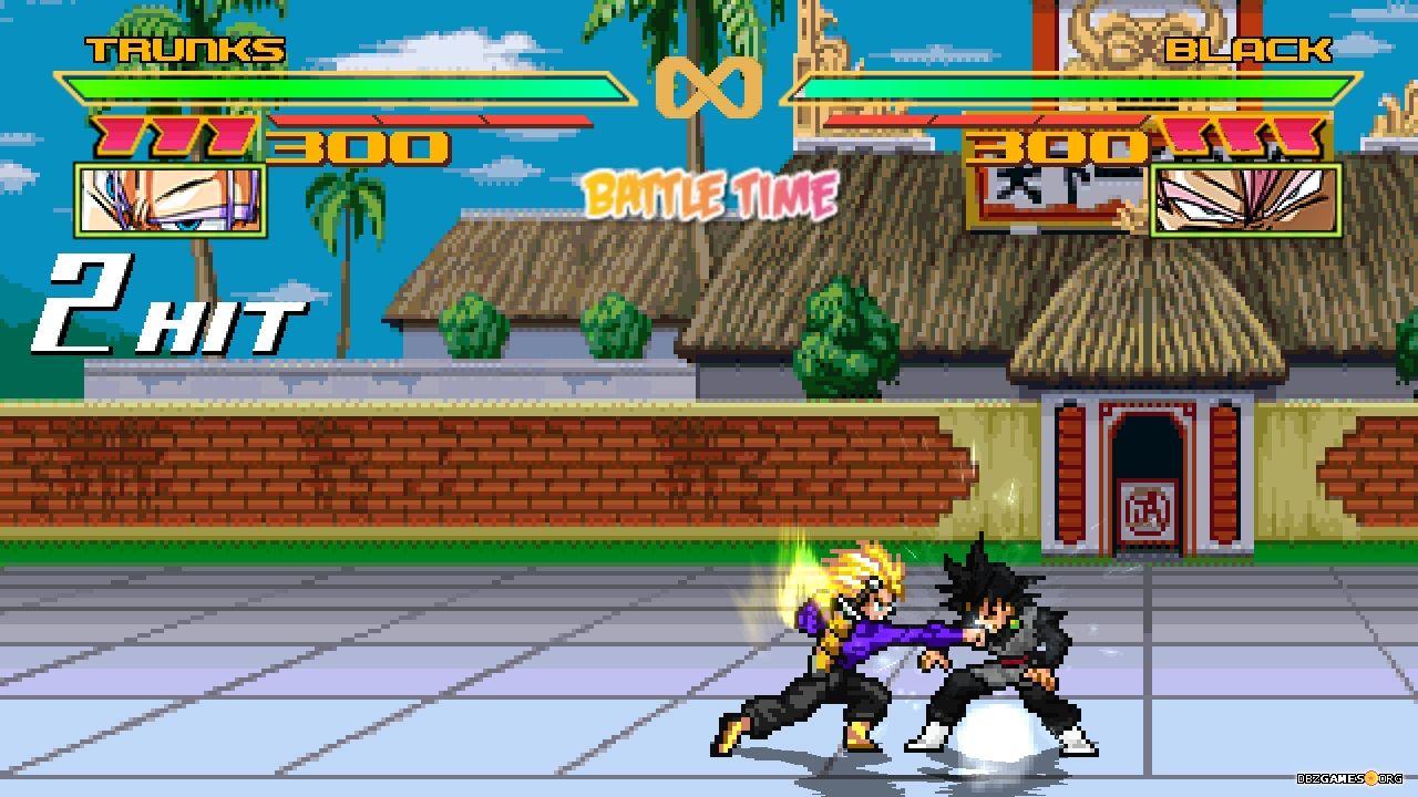 Dragon Ball Fusions Mugen - Download - DBZGames org