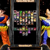 Dragon Ball Z Retro Battle X2 - Screenshot