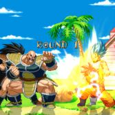 Dragon Ball Z Mugen Project 2016 - Screenshot