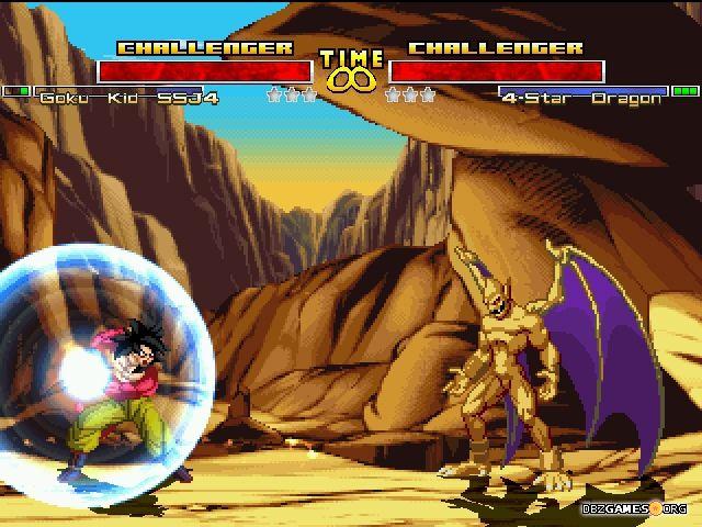 Dragon Ball Z Tenkaichi Tag 2 - Download - DBZGames org