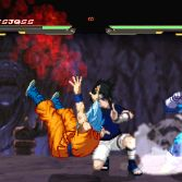 Dragon Ball Super vs Naruto Shippuden Mugen - Screenshot