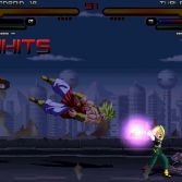 Dragon Ball Z Infinity Mugen - Screenshot