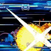 Dragon Ball Z vs One Piece Mugen - Screenshot