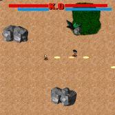 Dragon Ball Z Arena Battle - Screenshot