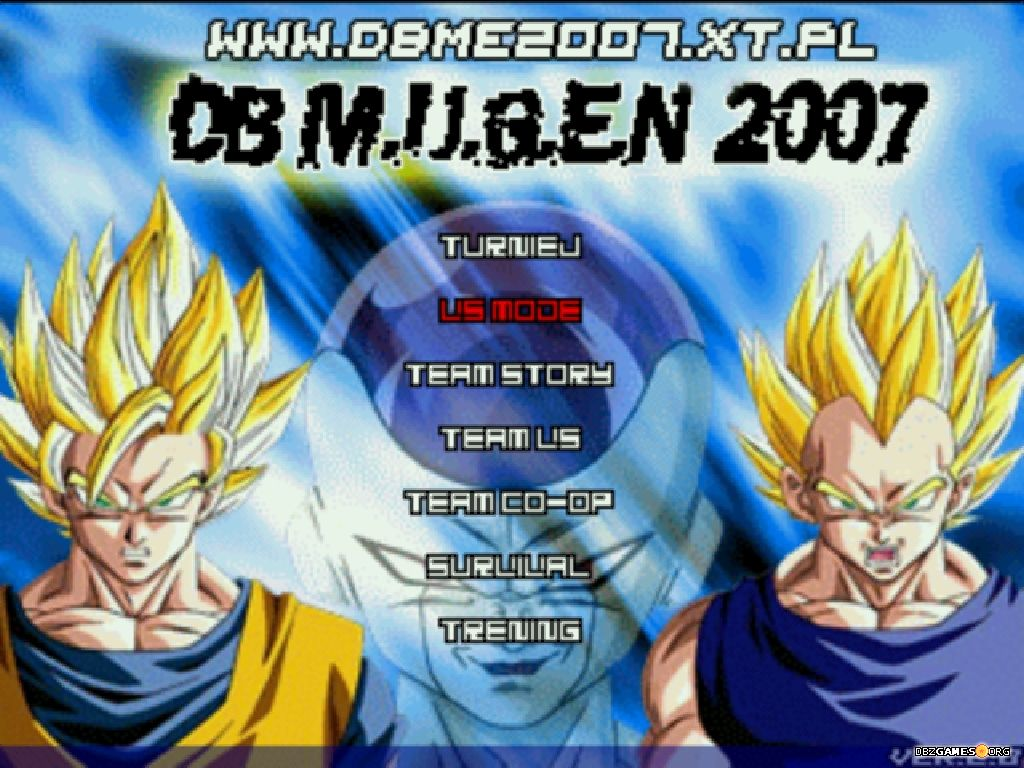 dragon ball mugen edition 2007