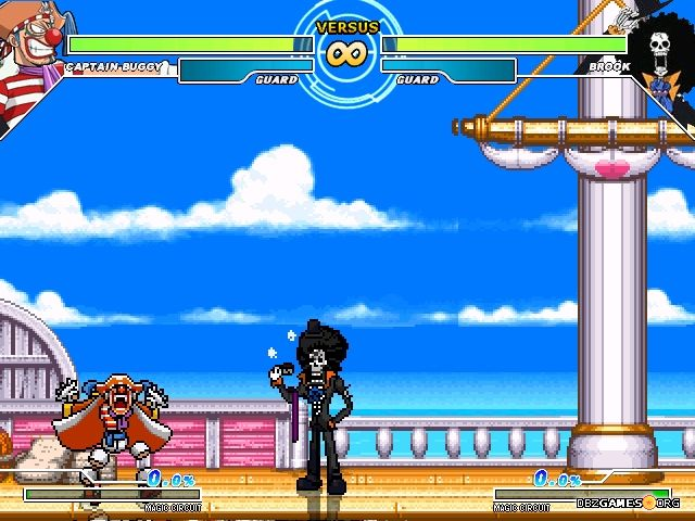 One piece mugen characters download